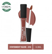 Son Kem Lì L'Oreal 316 Statement Nude 6.3ml