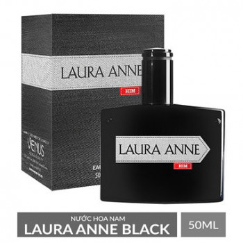 Nước Hoa Nam Laura Anne Black 50ml